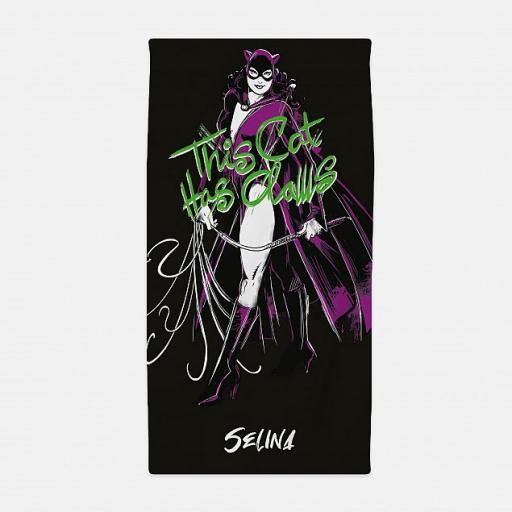 Catwoman™ - Cat has Claws Towel