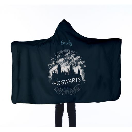 Harry Potter™ Kids Hooded Blanket - Stay At Hogwarts