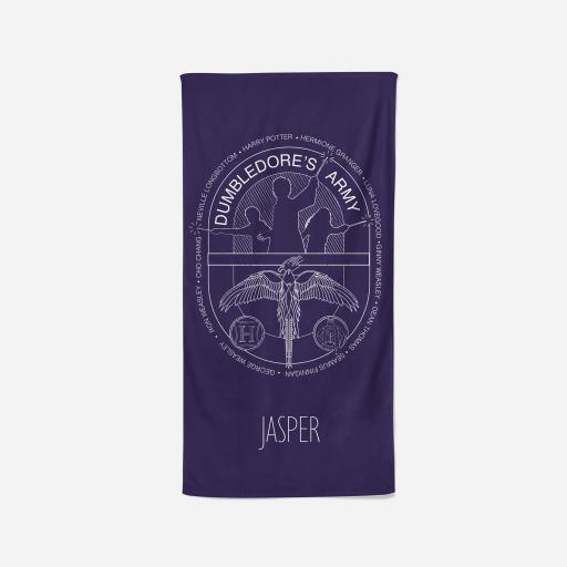 Harry Potter™ Towel - Dumbledore's Army