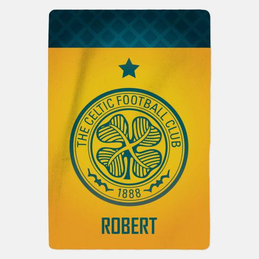 Celtic FC - Away - Fleece Blanket