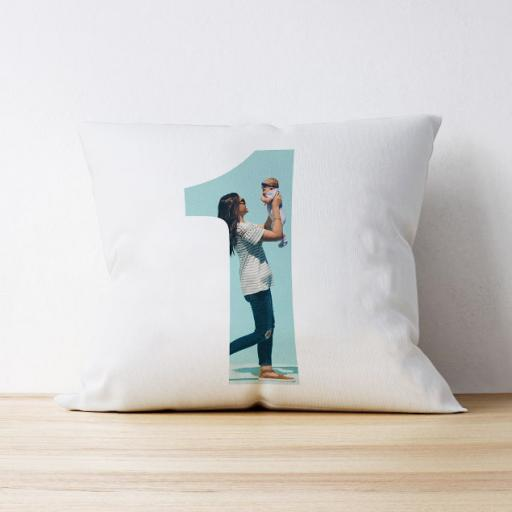 Photo Upload Cushion - 1 Year