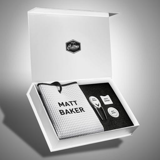 Personalised Callaway Customs iBox 2.0 X - Gift Set